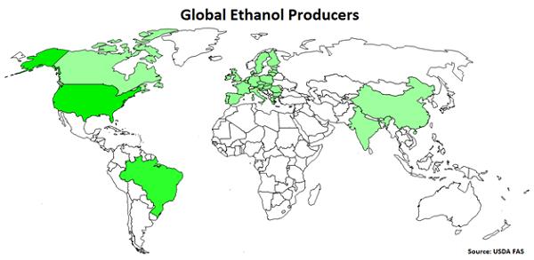Global Ethanol Producers - Jan 16